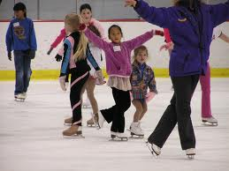 America ice skating lessons