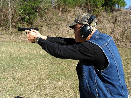 USA United States shooting lessons